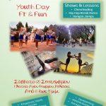 Ημέρα Άσκησης & Ψυχαγωγίας – Youth Day – Fit & Fun – Σάββατο 25/9 Πλατεία Αγίου Γεωργίου, από 6 έως 9 μ.μ.