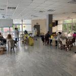 Με επιτυχία έγινε η Εθελοντική Αιμοδοσία του Δήμου Πεντέλης στις 17/10, η 9η τους τελευταίους 22 μήνες